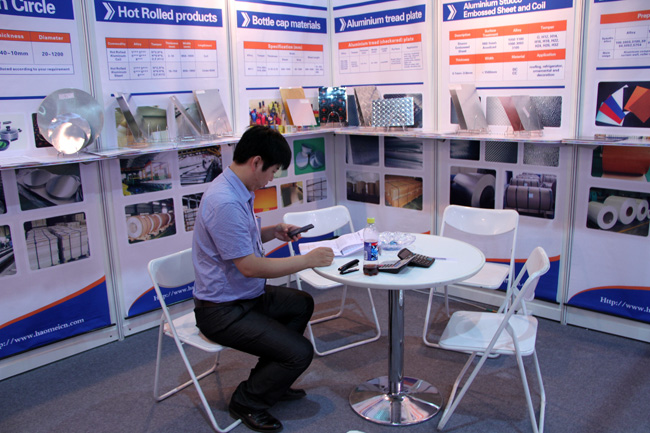 Haomei Aluminum will continue to take part in ALUMINUM CHINA 2010
