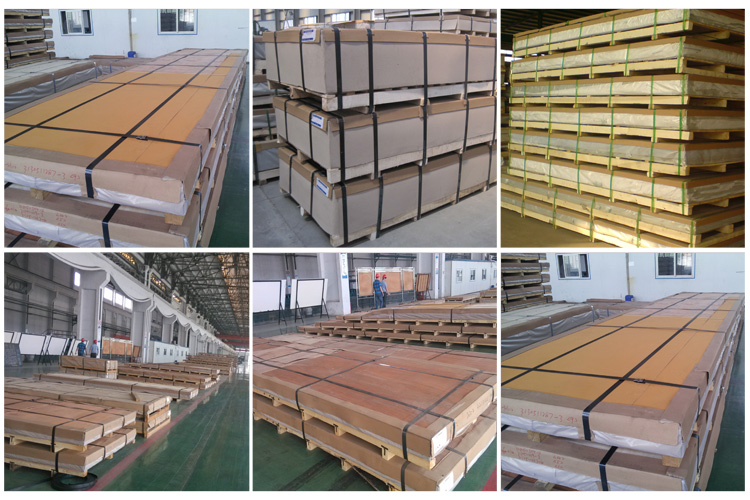3mm thick 5 Bar Tread Plate (Checkerplate)  Packaging & Shipping