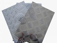 Aluminium Tread Plate 5 Bars